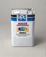 Быстрый бесцветный лак с низким содержанием ЛОВ D893
