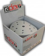 Абразивные материалы на пленке Platinum RADEX