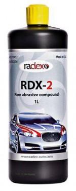 RDX-2 Тонкая абразивная паста RADEX