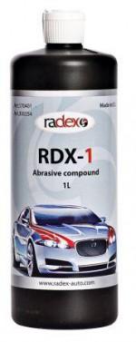RDX-1 Полировальная абразивная паста  RADEX