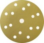 Абразивные материалы Gold на бумажной основе RADEX