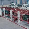 Стапель для ремонта грузового транспорта